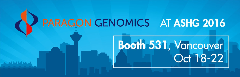 Paragon Genomics ASHG 2016