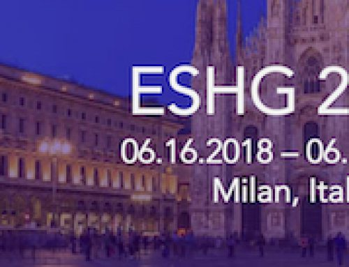 Check out our NGS-based liquid biopsy solution at ESHG 2018